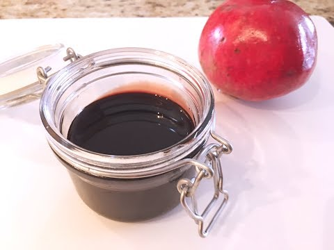 Pomegranate Molasses Recipe - A Must Have in your kitchen! - Episode #177