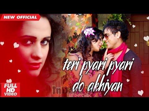 Teri Pyari Pyari Do Akhiyan  Sajjna Bhinda Aujla & Bobby Layal Feat. Sunny Boy