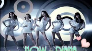 ♪ NOW - Wonder Girls version (Fin K.L) - Cover by DiAna ♪