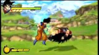 Dragon Ball Z-Burst Limit Demo Gameplay