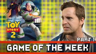 Game of the Week | TOY STORY 2 BUZZ LIGHTYEAR TO THE RESCUE part 1