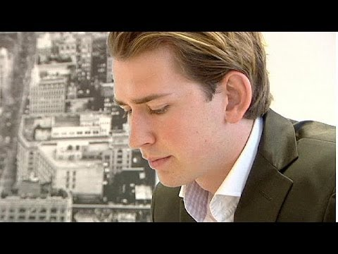 Austria appoints youngest ever Foreign Minister