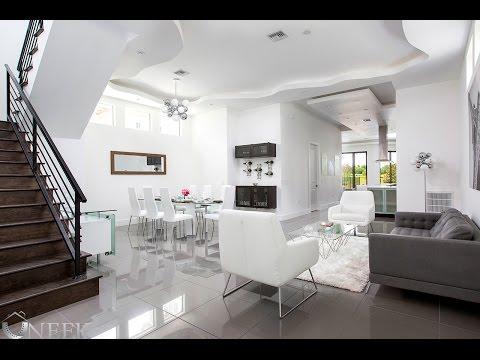 Million Dollar Modern Home in Reunion Florida