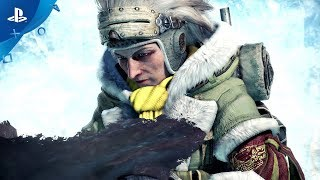 Monster Hunter World: Iceborne | The Old Everwyrm Mystery Trailer | PS4