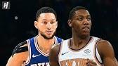 New York Knicks vs Philadelphia 76ers - Full Highlights | November 20, 2019 | 2019-20 NBA Season