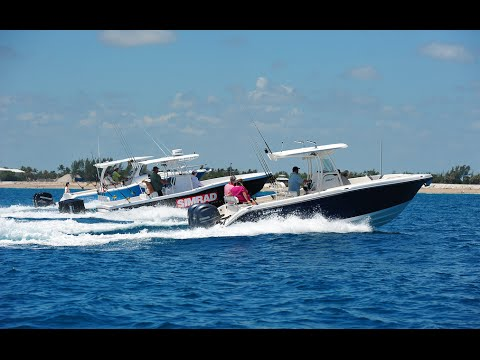 Florida Sportsman Best Boat - Mid-Size Family Fun Offshore C
