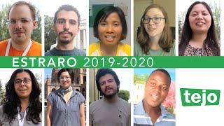 Ekkonu la novan Estraron de TEJO 2019-2020
