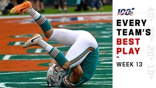 Download Every Team's Best Play of Week 13! Mp3 and Videos