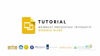 Google Slide - Tutorial Membuat Presentasi Interaktif
