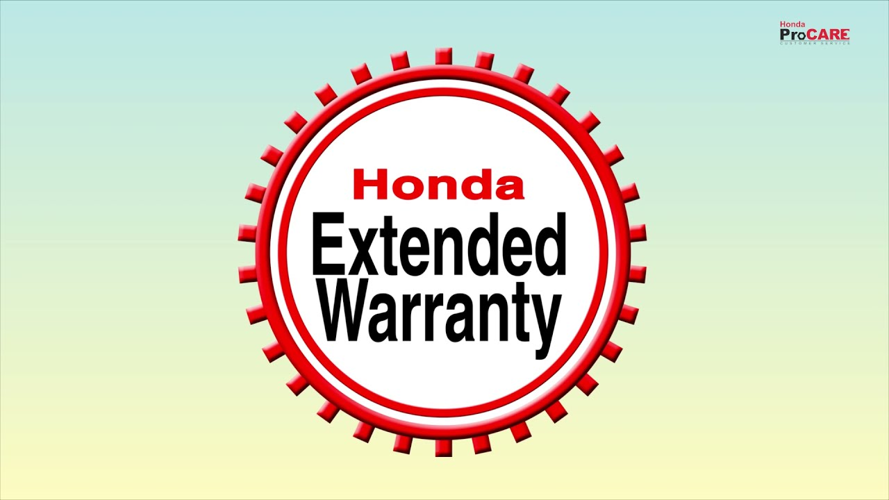 Honda Extended Warranty up to 5 Years/Unlimited KMS* at Less than ₹10/- Per Day