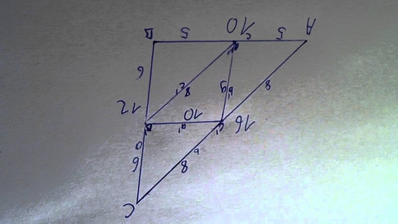 seitenmittendreieck berechnen trigonometrie pythagoras 2016 12 13. Black Bedroom Furniture Sets. Home Design Ideas