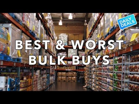 Best & Worst Bulk Buys: BJ's, Costco, Sam's Club - The Deal Guy