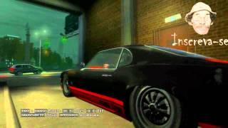 Tunando o Carro no Gta IV Sabre GT Com Suspensão a Ar e Suspensão Hidraulica
