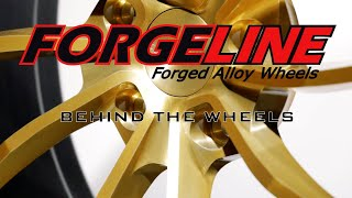 Behind The Wheels:  A Tour Of Forgeline Motorsports Racing Wheels Production Facility V8TV