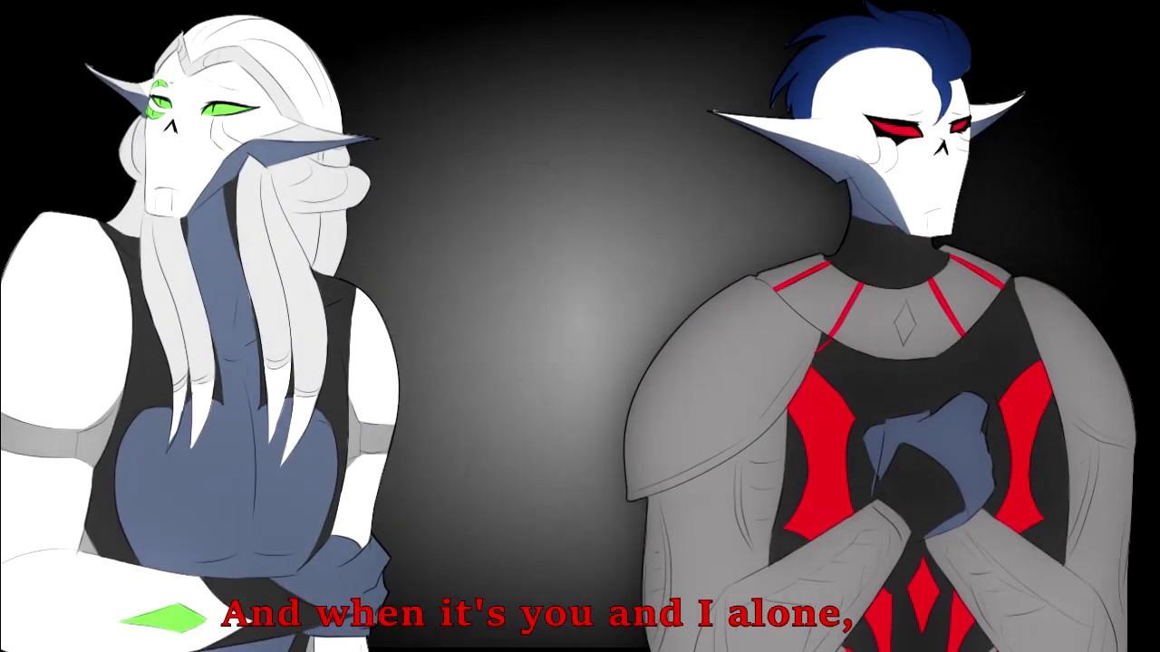 Take Me Away Prime And Hordak She Ra Animatic Youtube