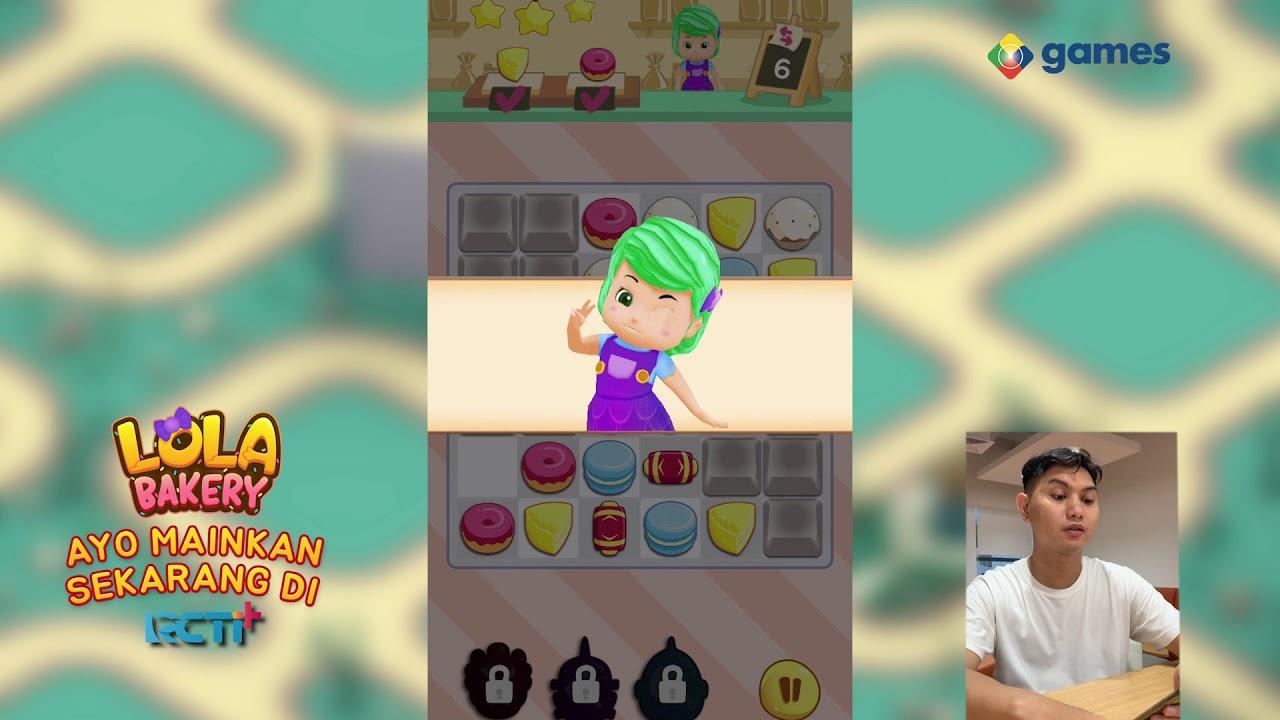 (GAME REVIEW) LOLA Bakery di RCTI+