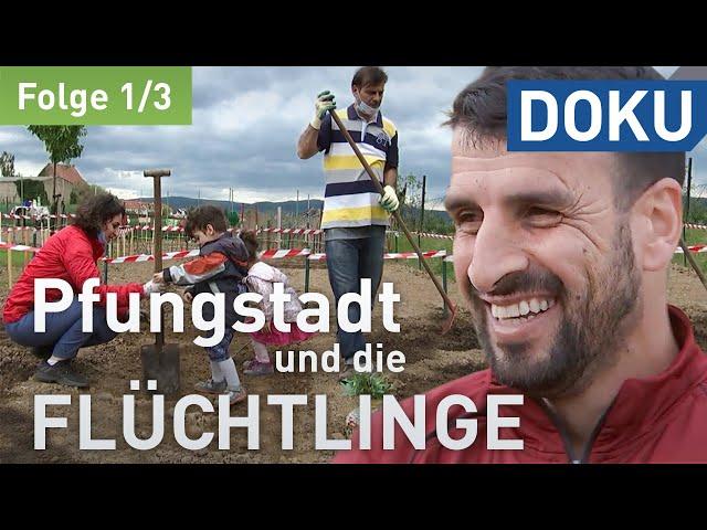Wir schaffen das! Oder? Pfungstadt und die Flüchtlinge | (1/3) | doku