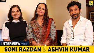 Soni Razdan & Ashvin Kumar Interview | No Fathers in Kashmir | Anupama Chopra