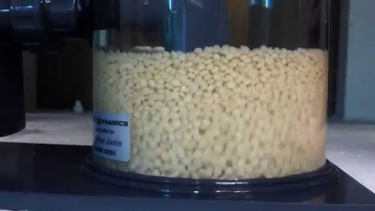 reef dynamics bpr500e bio pellet reactor youtube