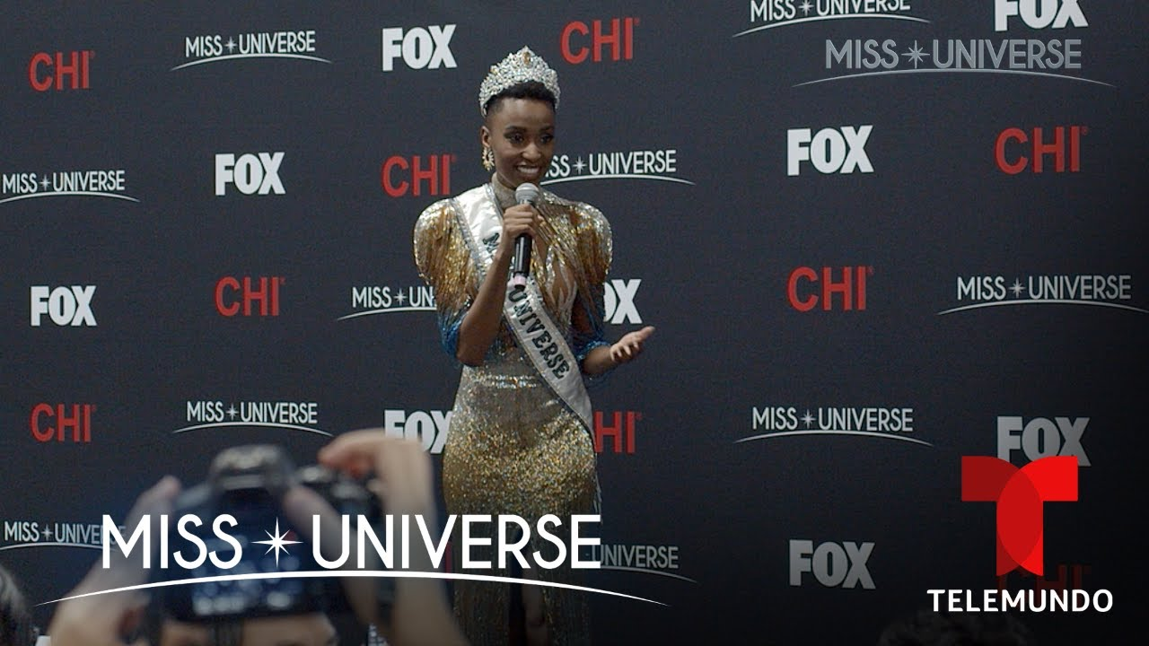 Miss South Africa crowned Miss Universe 2019 in Atlanta