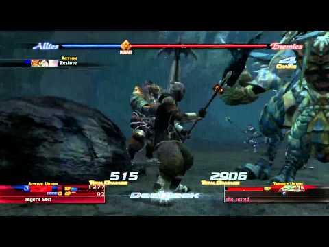 The Last Remnant 046 - Side Quest - Seeker of the Ancient Path.mp4