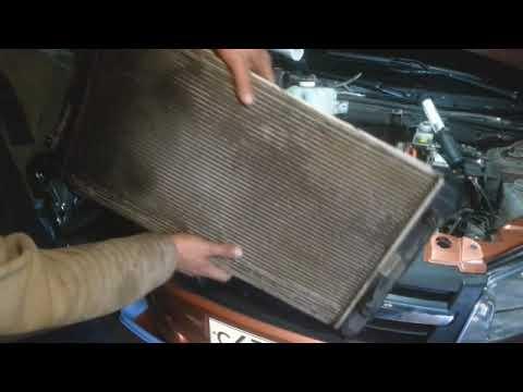 Гранта быстрая замена радиатора охлаждения