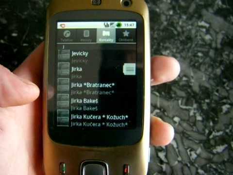 HTC Touch Dual - Android