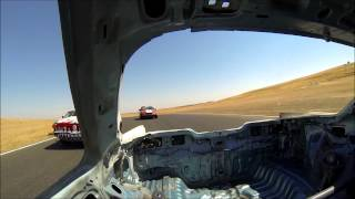 Vodden the Hell 2013 Day 1 - Dustin's stint - Rear Camera