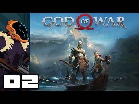 Let's Play God of War [2018] - PS4 Gameplay Part 2 - I FEEL NOTHING!