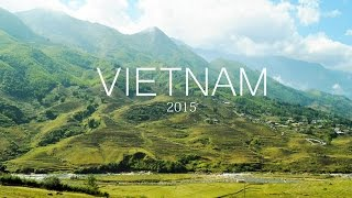 VIETNAM Backpacking top to bottom