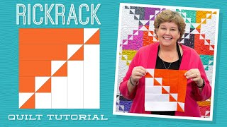 "Make a ""Rickrack"" Quilt with Jenny Doan of Missouri Star Quilt Co (Instructional Video)"