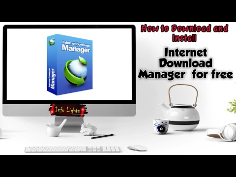 How to Download and install IDM Internet Download Manager v6 33 for