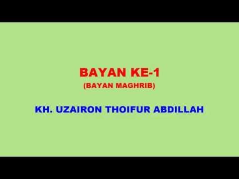 001 Bayan KH Uzairon TA Download Video Youtube|mp3