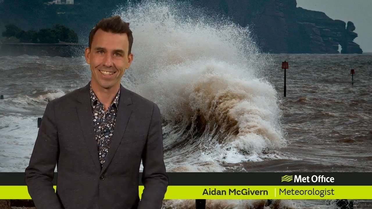 Thursday afternoon forecast 29/07/21