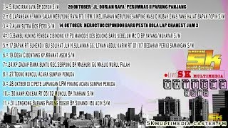 Live Show SK GROUP Edisi Bojong Gede - Bogor 13 Oktober 2018 ( SK Multimedia )