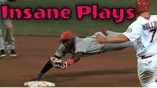 MLB \\ Insane Pląys 1