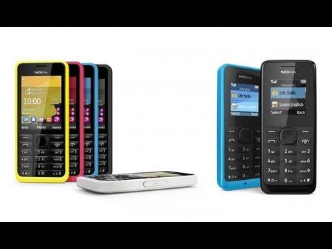 Видео Nokia 105