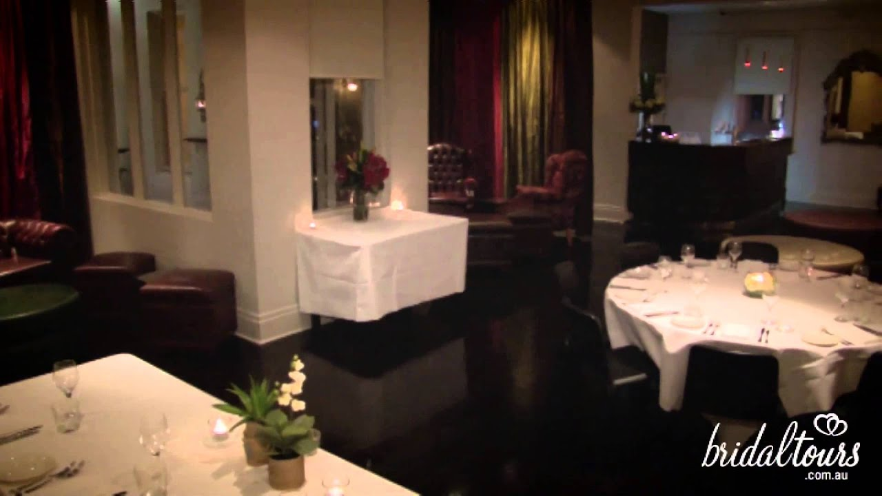 Video Tour Of The Exchange A Wedding Reception Venue In Port Melbourne