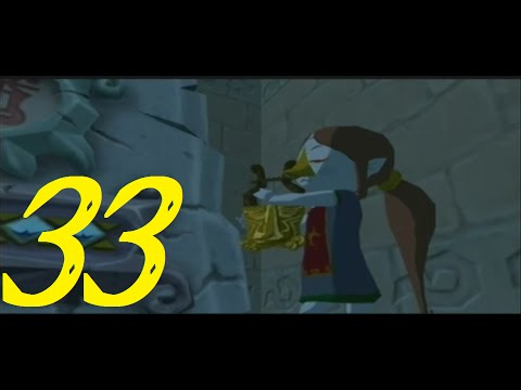 "Earth Temple | Zelda: The Wind Waker 100% Walkthrough ""33/45"" (No Commentary)"