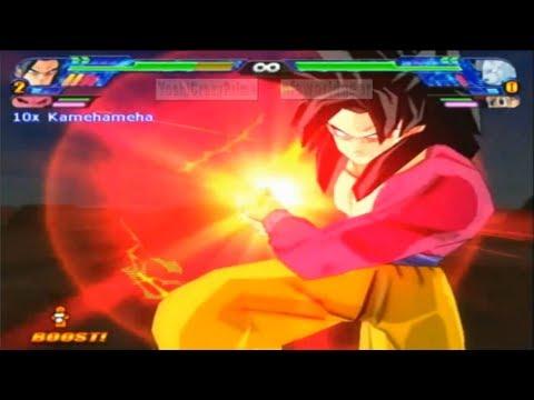 Dragon Ball Z Budokai Tenkaichi 3 - Download Game Nintendo