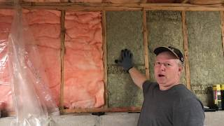 Fiberglas Pink or Roxul Insulation?