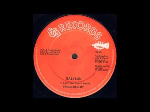 Errol Bellot ‎- Babylon