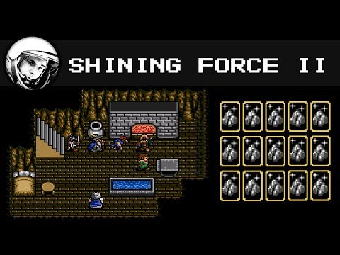 Let's Play Shining Force 2 [Genesis]: Mithril
