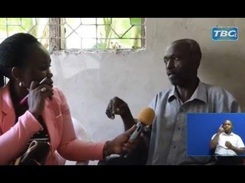 """DUNIA IMEISHA!  MZEE AISHI UNYUMBA NA MTOTO MDOGO """"NILILETEWA NA DADA YANGU"""" l TBC 1"""
