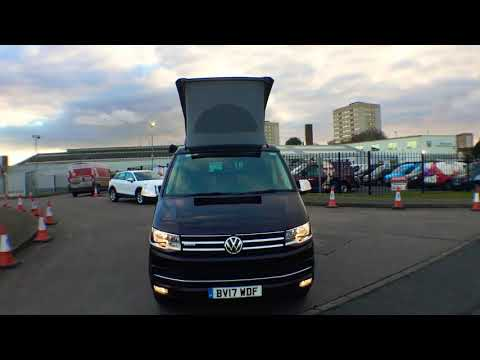 Volkwagen California Ocean 204ps DSG 4Motion For Sale At VW Van Centre Birmingham