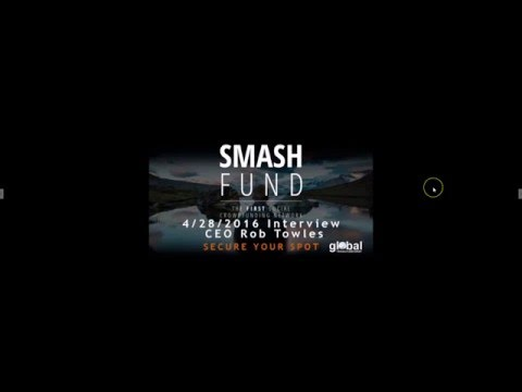 SmashFund The First Social Crowd Funding Network -Conference