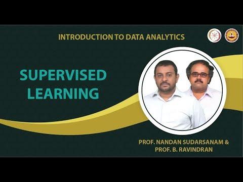 NPTEL MOOC IDA Week 4 Lecture 2 - Supervised Learning