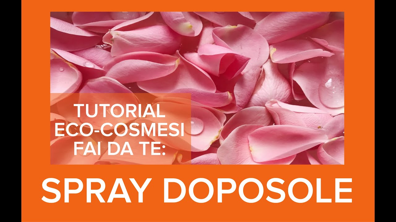 Spray Doposole: tutorial
