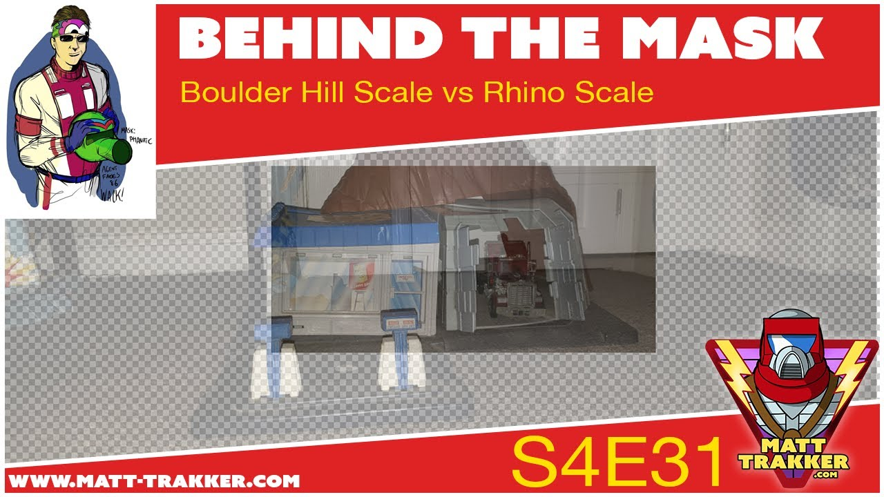 Boulder Hill Scale vs Rhino Scale - S4E31