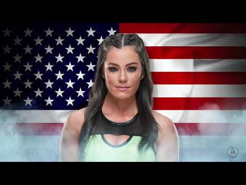 Kacy Catanzaro - American Made (Official 2018 WWE MYC Theme)